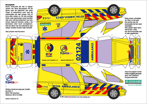 Yorlogo 174 Ambulance