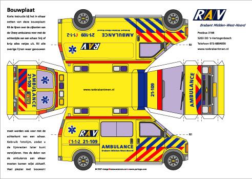 Yorlogo 174 Ambulance