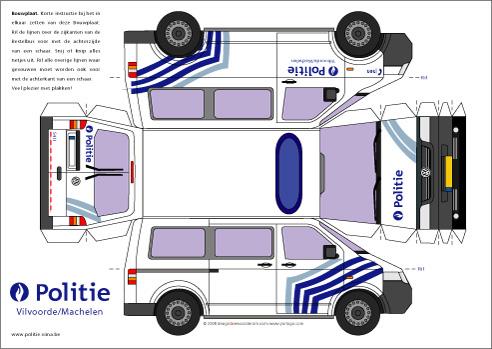 Kleurplaten Politiewagen.Politiewagen Met Kenteken 52 Xzk 3 U Staat Verkeerd Geparkeerd